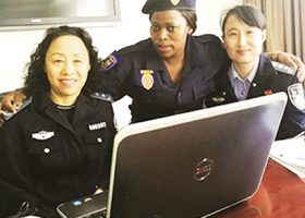 A-JMPD-officer-with-Chinese-instructors