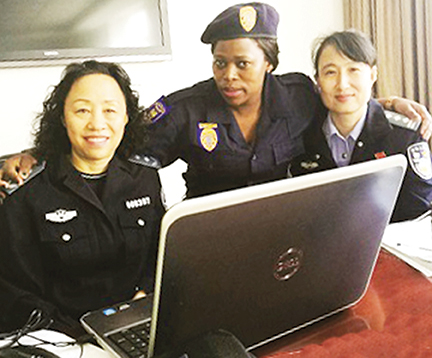 JMPD partners with Chinese varsity